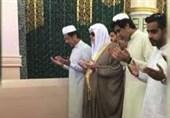 عمران خان کے لئے بیت اللہ خاںہ کعبہ کا دروازہ خصوصی طور پر کھولا گیا