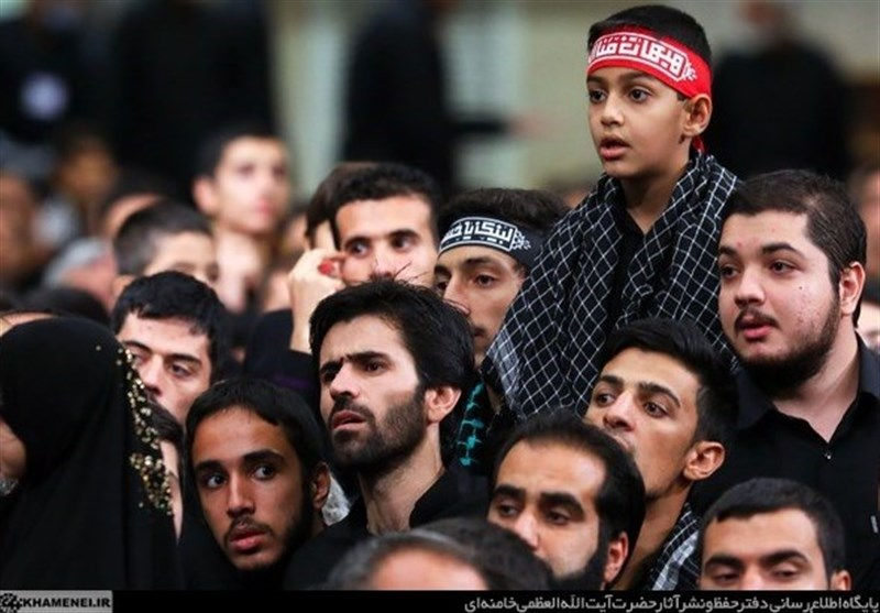 Iranians Mark Tasou'a on The Eve of Martyrdom Anniversary of Imam Hussein (AS) (+Video)