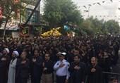 مراسم عزاداری تاسوعای حسینی در استان گلستان برگزار شد+فیلم