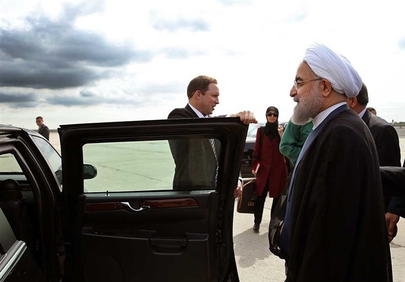 همراهان روحانی در سفر به نیویورک چند نفر هستند؟
