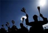 """آئینهای عزاداری در کهگیلویه و بویراحمد؛ از آتشی که روستائیان دورش جمع شده تا نوای """"لری"""" که دل سوختگان اهل بیت را آتش میزند"""