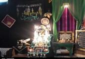 سقاخانههای بروجرد تجلیگاه عشق و ارادت مردم به امام حسین(ع)؛ خانههای سیاهپوش و چراغهای نذری+تصاویر