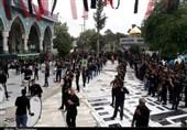 برگزاری آئینهای عزاداری تاسوعای حسینی در شهرهای استان گلستان+ تصاویر