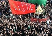 اجتماع بزرگ عزاداران حسینی در آذربایجان شرقی برگزار شد