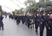 شور حسینی همدان را فرا گرفت؛ شکوه عزاداری مردم همدان در تاسوعای حسینی