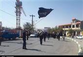 مراسم تاسوعای حسینی در کهگیلویه و بویراحمد برگزار شد+تصاویر