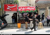 همسایگان حسینی دفتر تسنیم آذربایجانغربی بهروایت تصویر