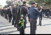 تجمع بزرگ عزاداران حسینی در چهارمحال و بختیاری برگزار شد