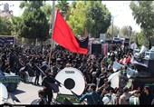 بقاع متبرکه یزد میزبان عزاداران حسینی در تاسوعای عباس(ع) است