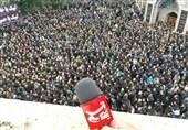 نوای الدخیل یا اباالفضل(ع) در پایتخت حسینیت اردبیل طنینانداز شد