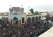 دارالعباس در یومالعباس| برگزاری تجمع باشکوه عزاداران حسینی اردبیل در تاسوعای حسینی+فیلم