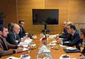 صالحی یلتقی ممثلی الصین وبریطانیا وفرنسا فی فیینا