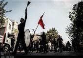 برگزاری عزاداری تاسوعای حسینی در شهرهای استان ایلام به روایت تصویر