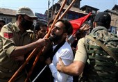 Indian Police Use Force to Foil Muharram Procession in Kashmir Capital (+Video)