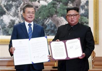 گزارش تسنیم |نگاهی به دیدارهای سران 2 کره برای رسیدن به صلح پایدار