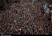 همزمان با تاسوعای حسینی؛ ایران اسلامی یکپارچه غرق در حزن و ماتم شد