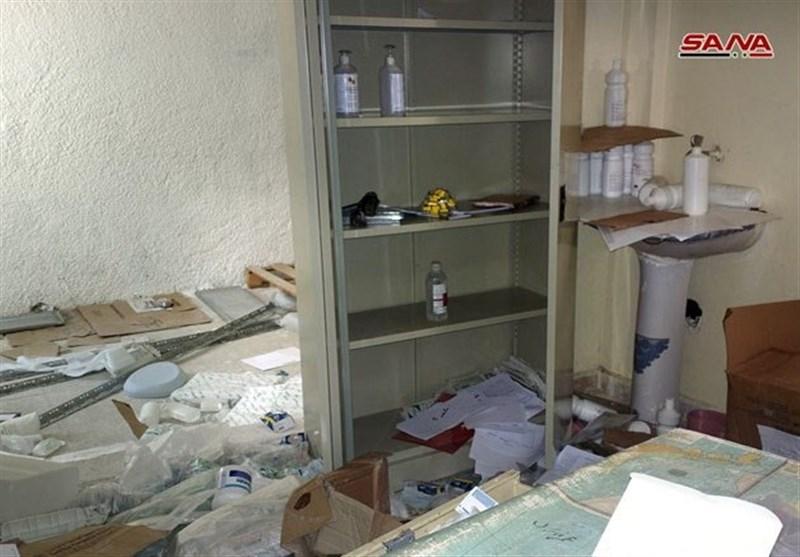 سوریه|کشف درمانگاه و داروهای ساخت رژیم صهیونیستی در حومه قنیطره + تصاویر