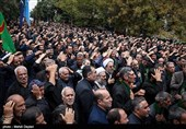 آذربایجان شرقی در عاشورای حسینی یکپارچه غرق در حزن و ماتم شد