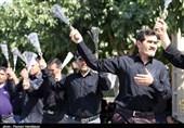 """ندای """"لبیک یا حسین(ع)"""" عاشورائیان در خراسان شمالی طنینانداز شد"""