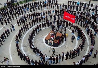 عزاداری تاسوعای حسینی در بندرعباس