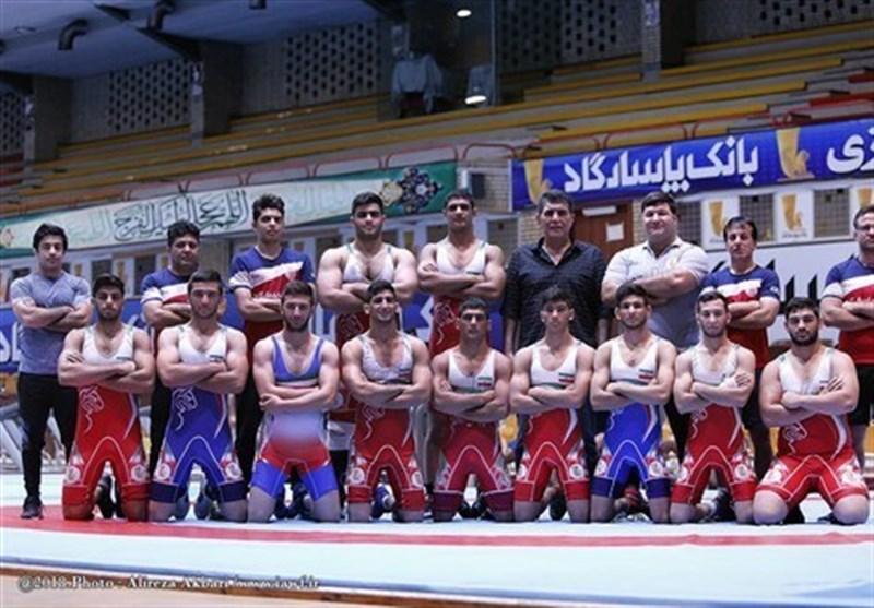 کشتی فرنگی جوانان قهرمانی جهان| تیم ایران برای دومین سال پیاپی قهرمان شد