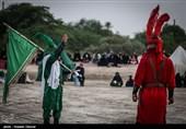 بوشهر| تعزیه عاشورای حسینی در دشتستان+تصاویر