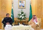 وزیراعظم عمران خان کی سعودی فرماں روا سے ملاقات، دورہ پاکستان کی دعوت