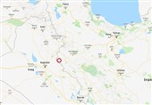 Temblor Jolts Western Iran