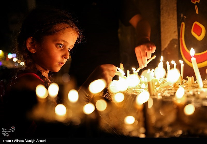 People of Ahvaz Hold Candlelight Vigil to Honor Victims of Terrorist Attack (+Video)