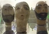 نماد سرهای عاشورایی 150 ساله / بزرگترین تکیه ایران که بانک شد + تصاویر