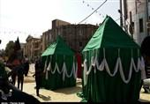 عزاداری پیروان ادیان آسمانی در محله چند قومیتی مهدی القدم ارومیه+تصاویر