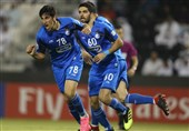 دو بازیکن استقلال در جمع برترینهای مرحله یک چهارم نهایی لیگ قهرمانان آسیا + عکس