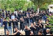 سوگواری عاشورای حسینی در دیار دارالمومنین گرگان بهروایت تصویر