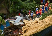 New Philippine Landslide Leaves Six Dead, Dozens Missing