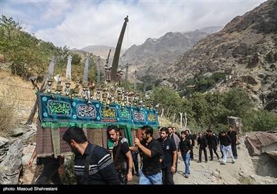 عاشورای حسینی - دربند تهران