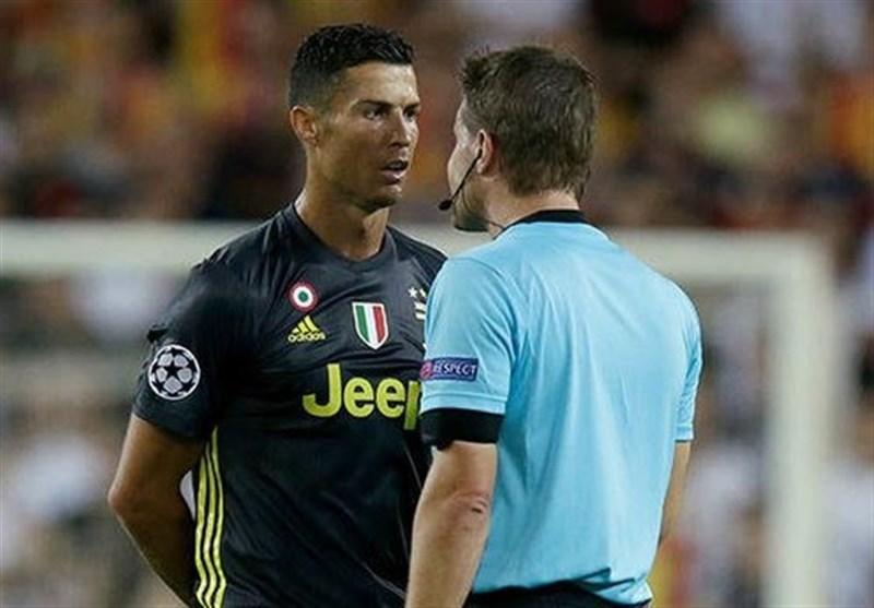 فوتبال جهان| بازشدن پرونده انضباطی کریستیانو رونالدو در یوفا/ احتمال محرومیت بیشتر فوقستاره یوونتوس