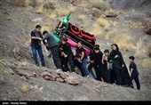 Muharram Mourning Ceremonies in Iran's Abyaneh