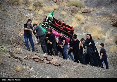 Muharram Mourning Ceremonies in Iran's Abyaneh