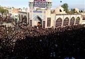 تجمع باشکوه حسینیان اردبیل در روز عاشورا برگزار شد+فیلم