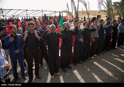 عزاداری عاشورا حسینی در روستای تاریخی کندوله