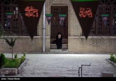 عزادری محرم در تکیه تاریخی بیگلر بیگی - کرمانشاه