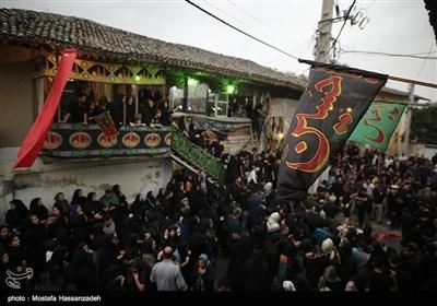 آیین سنتی طوق بندان در گرگان،آیینی برای احترام به علمدار کربلا