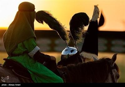 تعزیه حضرت عباس(ع) - لامرد