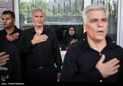 عزاداری عاشورای حسینی در تهران