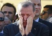 پیام اردوغان در سوگ سالار شهیدان