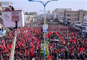 یمن میں یوم عاشورعقیدت و احترام کے ساتھ منایا گیا + تصاویر