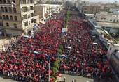 Yemeni Muslims Stage Massive Rally to Mark Ashura (+Photos)