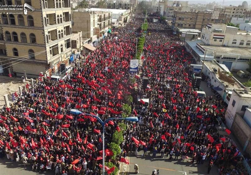 برگزاری مراسم سوگواری اباعبدالله الحسین (ع) در یمن/ گردهمایی بزرگ عاشورایی در صنعا و صعده
