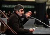 مداحی طاهری در شام غریبان امام حسین(ع) + صوت