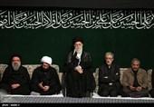 اقامة مراسم عزاء لیلة الحادی عشر من محرم بحضور الامام الخامنئی